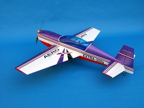 "CMP Purple Extra 300s 140 - 73"" Nitro Gas Radio Remote Controlled RC Airplane ARF Kit CMP-Gas-Extra300Purple140"