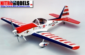 "CMP Super Chipmunk 40 - 57.5"" Scale Nitro Gas Radio Remote Control Airplane CMP-Gas-Chipmunk40"