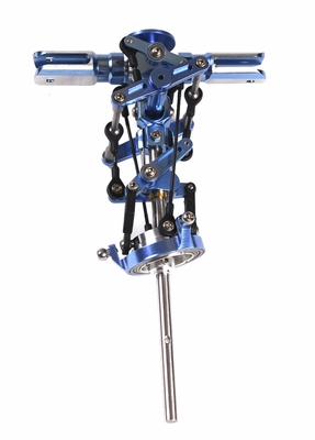 CNC Metal Complete Rotor Head *Designed for ALL 450-Size RC Helicopters