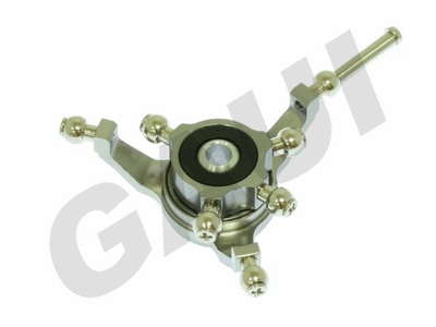 CNC Swashplate Assembly(for 3-Blade) GauiParts-203701