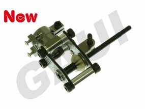 CNC Tail Gear Case Set(for Shaft version) GauiParts-203660