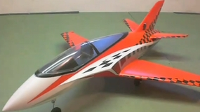 Concept X EDF Jet build by Jeff