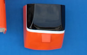 "COWL for Edge Fury 540T 40 - 52"" Edge40Orange-COWL"
