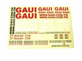 Decal(2) GauiParts-204904