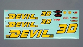 Decal 60P-Devil-12