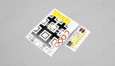 Decal 60P-ME262-13-Decal