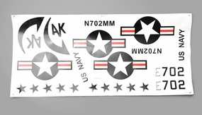 Decal (Grey) 05A51-28-DecalStickers-Grey