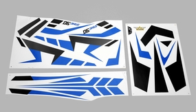 Decal Sickers (Blue) 95A90-21-DecalStickers-Blue