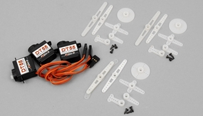 DT55 digital micro servo (3pcs) 02P-08108-DT55-3pcs-DigitalServo
