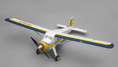 Dynam 4 Ch RC Airplane DHC-2 ARF 1500mm Wingspan Seaplane RC Remote Control Radio