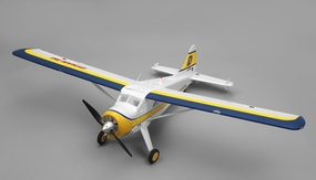 Dynam 4 Ch RC Airplane DHC-2 RTF 1500mm Wingspan Seaplane RC Remote Control Radio