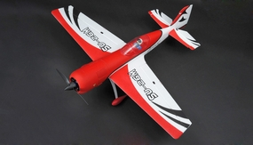 "Dynam 4-CH SU-26M 1200MM (47"") Brushless Remote Control Sports RC Plane 2.4G RTF (Red) RC Remote Control Radio"