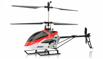 Dynam 4 Channel E-Razor 370 RTF 2.4Ghz RC Helicopter RC Remote Control Radio