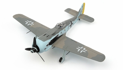 Dynam 5-CH Focke-Wulf 1270MM Brushless Radio Remote Control Scale RC Warbird 2.4G RTF RC Remote Control Radio