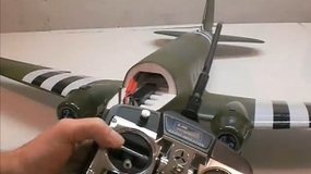 Dynam C47 Transporter Brushless RC Airplane Build By Jeff