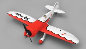 Dynam GeeBee 4 Channel Sport Aerobatic Plane Ready to Fly 1270mm Wingspan RC Remote Control Radio