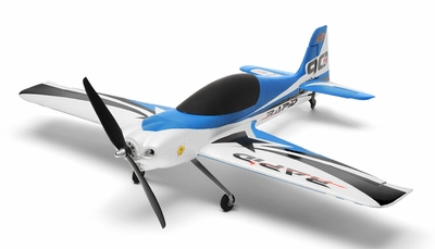 Dynam Rapid Aerobatic 3D Plane Almost Ready to Fly 635mm Wingspan RC Remote Control Radio