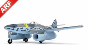 Dynam RC 5 Channel Messerschmitt ME-262 1500mm ARF twin 70mm Ducted Fan Jet   RC Remote Control Radio