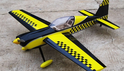 EDGE 540T EP RC Airplane Kit RC Remote Control Radio
