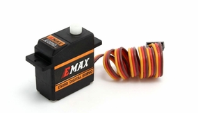 EMAX ES09D (dual-bearing) specific swash servo for 450 helicopters 66P-216-ES09D-450Heli-Servo