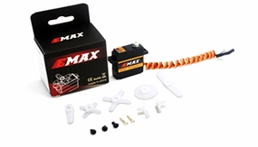 EMAX ES3302 Analog Metal Servo for Glider 12.4g 66P-224-ES3302