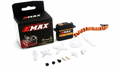 EMAX ES3351 Digital Plastic Servo for Glider 10.6g 66P-225-ES3351
