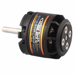 EMAX GT2210-09 1780kv Brushless Motor for Airplanes GT Series Electric Brushless Motor Nitro Gas Replacement Conversion 66P-158-GT2210-09-KV1780