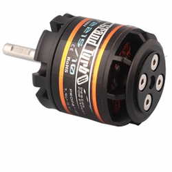 EMAX GT2215-10 1100kv Brushless Motor for Airplanes GT Series Electric Brushless Motor Nitro Gas Replacement Conversion 66P-160-GT2215-10-KV1100