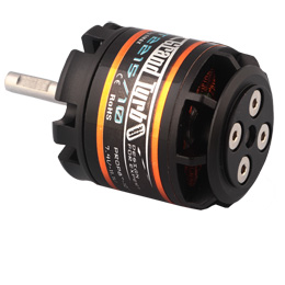 EMAX GT2218-10 1000kv Brushless Motor for Airplanes GT Series Electric Brushless Motor Nitro Gas Replacement Conversion 66P-163-GT2218-10-KV1000