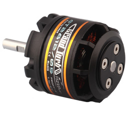 EMAX GT2812-10 970kv Brushless Motor for Airplanes GT Series Electric Brushless Motor Nitro Gas Replacement Conversion 66P-165-GT2812-10-KV970