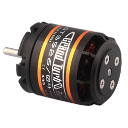EMAX GT3526-05 710kv Brushless Motor for Airplanes GT Series Brushless Motor Nitro 32 Power Equivalent Replacement Electric Conversion 66P-182-GT3526-05-KV710