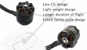 EMAX MT2216 810kv Brushless Motor for Multirotors (Plus Thread)