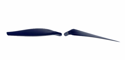 EMP 12x8.5 Composite Propellers for Electric Engine