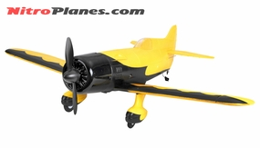 "EP 26"" Aerobatic Geebee Scale Remote Control Plane Airframe KIT (Yellow)"