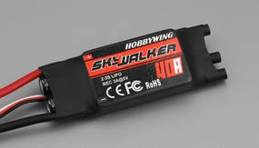 40A Brushless (Hobbywing) Speed Controllers 05H100-09-ESC
