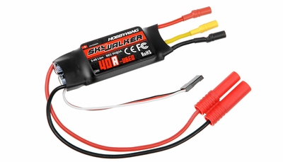 HobbyWing Sky Walker 40A-UBEC ESC for Delta 05A30-14