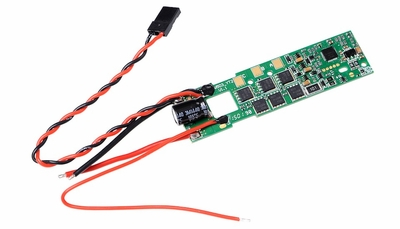 ESC with Red Wire 05H533-X350-ESC-Red