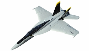 Exceed RC 4-CH 70mm  Angel F18C Radio Remote Control RC EDF Jet ARF (Grey) ExceedJet-RxR-06A05-F18-Grey