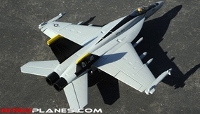 Exceed RC  4 Channel  Extreme Detail RC Jolly Roger F18 Radio Control EDF Jet KIT Airframe RC Remote Control Radio
