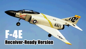 Exceed RC F-4E Phantom Jolly Roger EDF Jet * Receiver-Ready Version *