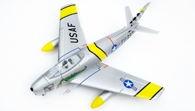 Exceed RC F-86 6 Channel Electric Remote Control 90MM High Performance EDF Electric Ducted Fan Airplane Kit RC Remote Control Radio