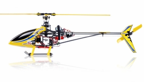 Exceed RC G2 Brushless RC Helicopter 2.4Ghz 6-Channel LCD Transmitter 100% Ready to Fly w/ LiPo Battery+Charger w/ Aluminum Case!