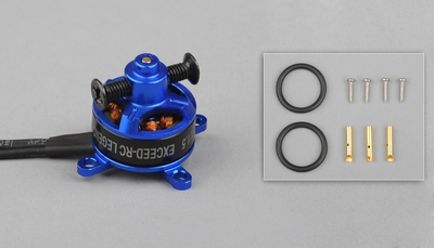 Exceed RC Legend Motor 1306-3200KV for Light Weight Planes & Small Quads