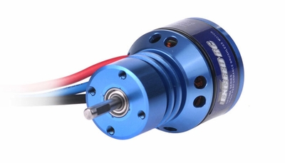 Exceed RC Optima Series Brushless Ducted Fan Motor 3800KV 75M93_Ducted_2210-3800