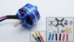 Exceed RC Rocket 3010-1490kv Brushless Motor for RC Plane