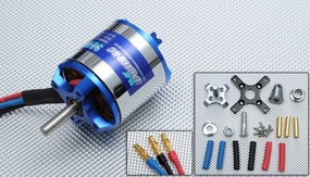 Exceed RC Rocket 3025-1500kv Brushless Motor for RC Plane