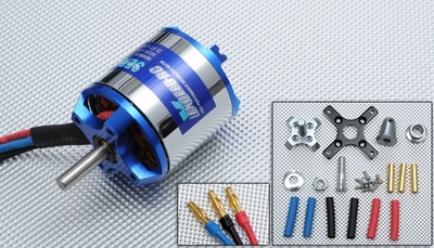 Exceed RC Rocket 3025-760kv Brushless Motor for RC Plane