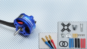 Exceed RC Rocket Brushless Motor 1200kv 24.5 Turn Rating