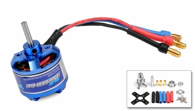 Exceed RC Rocket Brushless Motor 1650KV for Airplane