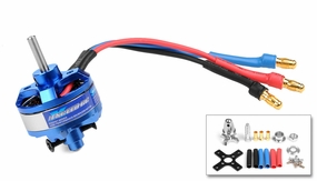 Exceed RC Rocket Brushless Motor 2300kv 13 Turn Rating